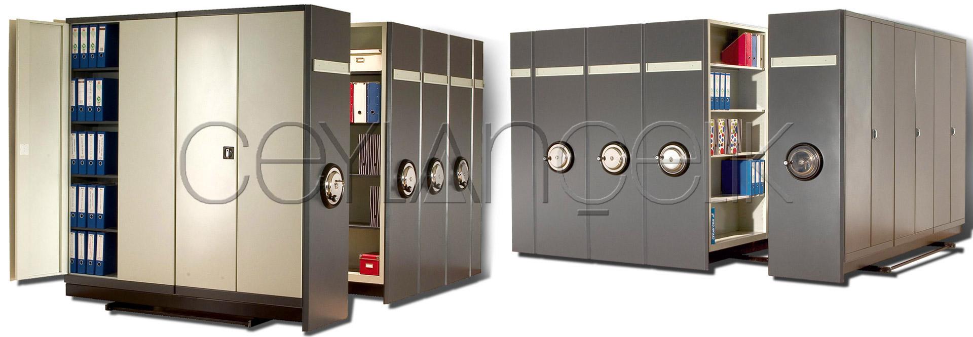 Compact Arşiv Sistemleri