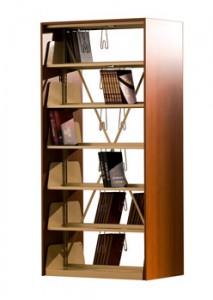 1 li Çift Taraflı Kitaplık Sistemleri