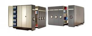 Ceylan Çelik Compact Arşiv Sistemleri